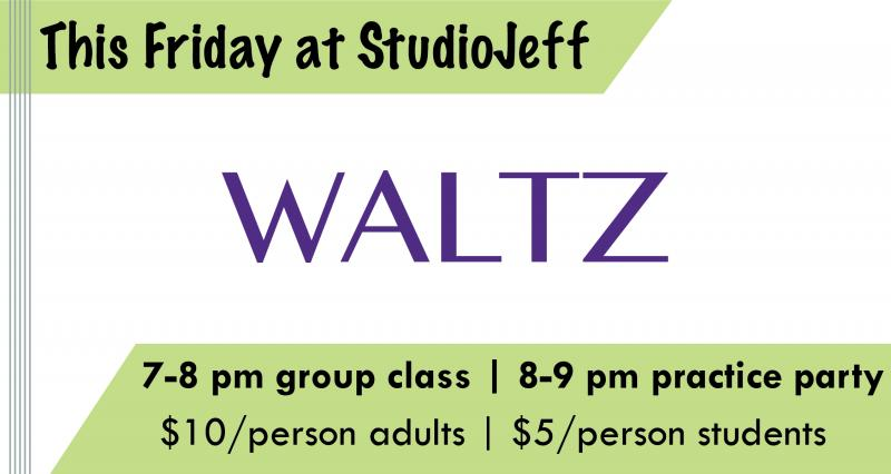 Waltz This Friday