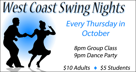 West Coast Swing Nights